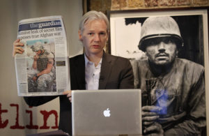 julian assange-journalistiek